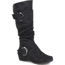 Journee Collection Women's Extra Wide Calf Jester-01 Boot Women's Shoes found on Bargain Bro Philippines from Macy's for $69.00