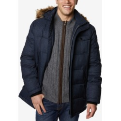 Nautica Men's Big & Tall Quilted Hooded Parka found on MODAPINS from Macy's for USD $112.99