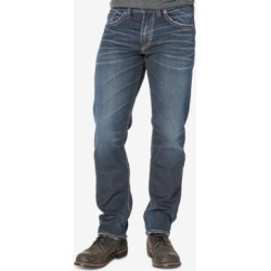 Silver Jeans Co. Men's Eddie Big and Tall Relaxed Fit Jeans found on MODAPINS from Macy's for USD $119.00