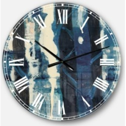 Designart Country Charm Oversized Metal Wall Clock found on Bargain Bro Philippines from Macy's Australia for $149.26