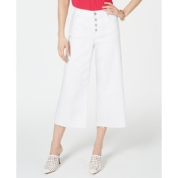 I.n.c. Cropped Wide-Leg Jeans, Created for Macy's found on MODAPINS from Macys CA for USD $82.94