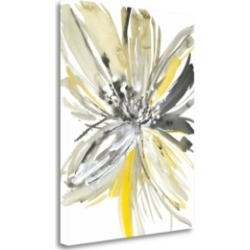 Tangletown Fine Art A Sunny Bloom by Rebecca Meyers Fine Art Giclee Print on Gallery Wrap Canvas, 22