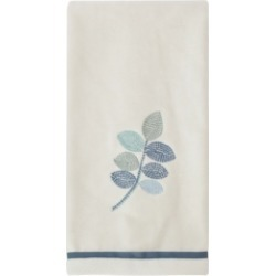 Croscill Mosaic Leaves Spa Hand Towel Bedding found on Bargain Bro Philippines from Macy's for $30.00