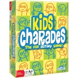Outset Media Kids Charades - An Imaginative Classic Party Game for Young...