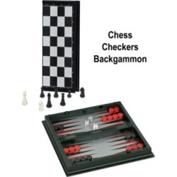 We Games 3-in-1 Game Set