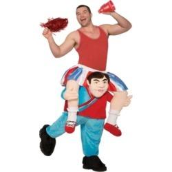 Buy Seasons Men's Ride a Cheerleader Costume