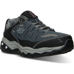 Skechers Men's After Burn - Memory Fit Wide Width Training Sneakers from Finish Line found on Bargain Bro India from Macy's for $55.00