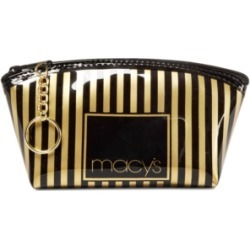 Macy's Striped Makeup Bag, Created for Macy's found on MODAPINS from Macy's for USD $10.00
