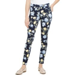 Charter Club Floral Lexington Straight-Leg Jeans, Created for Macy's found on MODAPINS from Macy's for USD $29.99