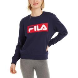 Fila Evelyn Logo Sweatshirt found on MODAPINS from Macy's Australia for USD $51.56