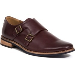 Deer Stags Men's Cyprus Monk Strap Loafer Men's Shoes found on Bargain Bro India from Macy's for $75.00