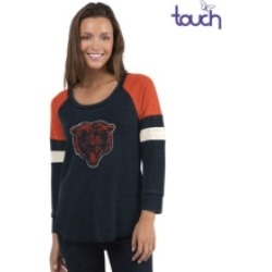 Touch by Alyssa Milano Chicago Bears Women's Distinct Snap Thermal T-Shirt found on Bargain Bro India from Macy's for $19.93