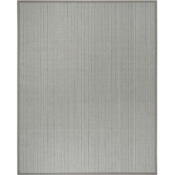 Safavieh Natural Fiber Ivory Blue and Gray 8' x 10' Sisal Weave Area Rug found on Bargain Bro India from Macy's for $576.00