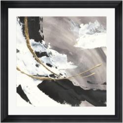 Metaverse Gilded Arcs I by Chris Paschke Framed Art, 32