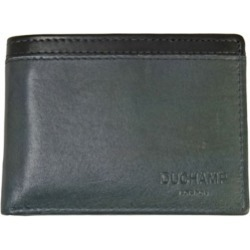 Duchamp London Men's Rfid Genuine Leather Pass case Wallet