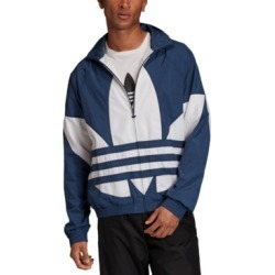 adidas Men's Originals Big-Logo Track Jacket found on MODAPINS from Macy's for USD $90.00