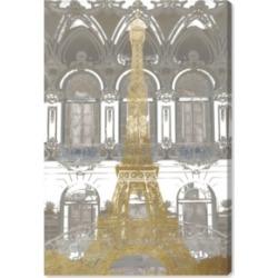 Oliver Gal Parisian Eiffel Canvas Art, 30