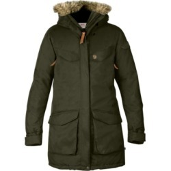 Fjallraven Nuuk Faux-Fur-Trim Hooded Parka Coat found on MODAPINS from Macy's for USD $149.96