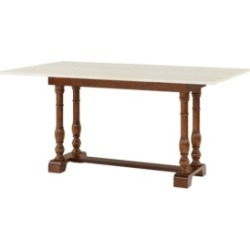 Southern Enterprises Hart Console To Dining Table
