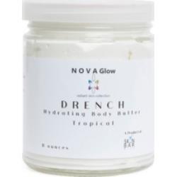 Dbts Skin Bar Nova Glow Collection Tropical Drench Body Butter, 8 oz