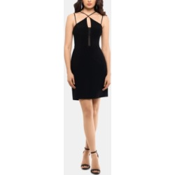 Xscape Ladder-Front Bodycon Dress found on MODAPINS from Macy's Australia for USD $189.46