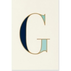 Kate Spade New York It's Personal Initial Collection Notepad, G