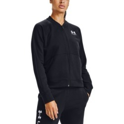 Under Armour Women's Rival Fleece Bomber Jacket found on MODAPINS from Macy's for USD $55.00