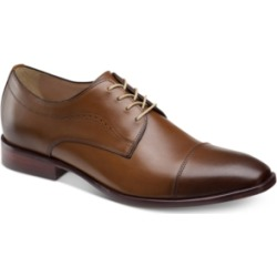 Johnston & Murphy Men's McClain Cap-Toe Oxfords Men's Shoes found on Bargain Bro Philippines from Macy's for $169.00