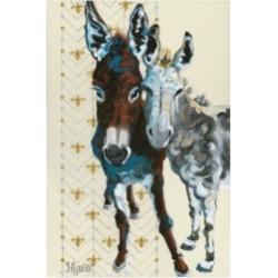 """Stephanie Aguila Lean in Canvas Art - 36.5"""" x 48"""""""
