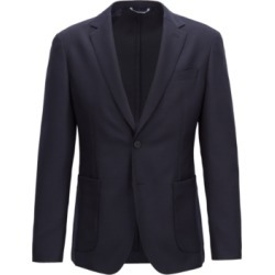 Boss Men's Slim-Fit Blazer found on MODAPINS from Macy's for USD $415.99