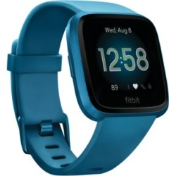 Fitbit Versa Lite Blue Strap Smart Watch 39mm found on Bargain Bro India from Macy's for $159.95