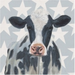 "Victoria Borges Patriotic Farm Ii Canvas Art - 20"" x 25"""