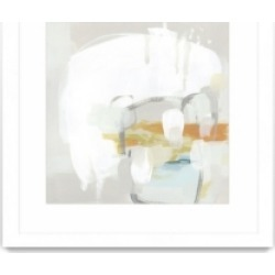 """Giant Art Stereo Fade Iv Matted and Framed Art Print, 36"""" x 36"""""""