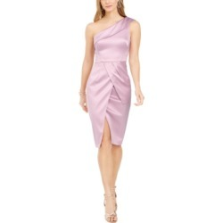 Vince Camuto One-Shoulder Cocktail Dress found on MODAPINS from Macy's for USD $88.99