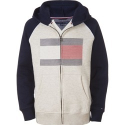 Tommy Hilfiger Little Boys Raglan Mini Dot Flag Hoodie found on Bargain Bro Philippines from Macy's for $26.70