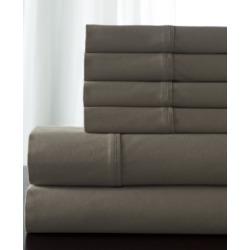 Camden Cotton 350 Thread Count 4-Pc. Twin Sheet Set Bedding