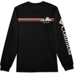 Columbia Men's Klay Graphic Long Sleeve T-Shirt found on MODAPINS from Macy's for USD $21.99