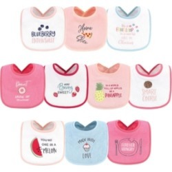Hudson Baby Boys and Girls Drooler Bibs with Fiber Filling found on Bargain Bro India from Macy's for $19.99
