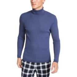 Inc Onyx Men's Ribbed Turtleneck Sweater, Created for Macy's found on MODAPINS from Macys CA for USD $30.48