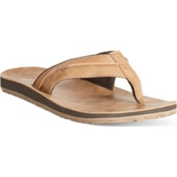 Reef Men's Marbea Sl Tan Sandals Men's Shoes found on Bargain Bro India from Macy's for $40.00