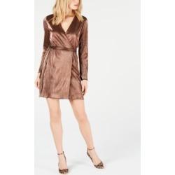 Leyden Mini Wrap Dress found on MODAPINS from Macys CA for USD $93.65