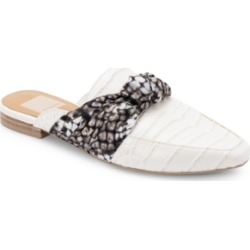 Dolce Vita Hylda Knotted Slip-On Mule Flats Women's Shoes found on MODAPINS from Macy's Australia for USD $96.30