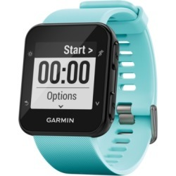 Garmin Unisex Forerunner 35 Blue Silicone Strap Gps Smart Watch 40.7x40.7mm found on Bargain Bro India from Macy's Australia for $159.36