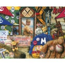 Springbok Puzzles Vintage Baseball 1000 Piece Jigsaw Puzzle