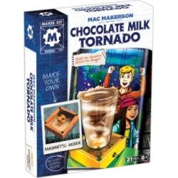 Mac Makerson and the Chocolate Milk Tornado