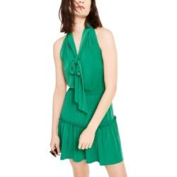 Michael Michael Kors Tie-Neck Dress found on Bargain Bro Philippines from Macy's Australia for $77.71
