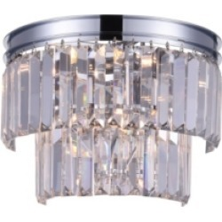 Cwi Lighting Weiss 4 Light Wall Sconce