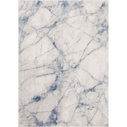 Safavieh Meadow Navy and Ivory 4' x 6' Area Rug found on Bargain Bro from Macy's for USD $218.88