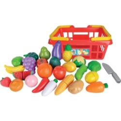 Small World Toys Fruit and Vegetable Basket
