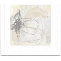 """Giant Art Periphery I Matted and Framed Art Print, 36"""" x 36"""""""